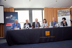 Presentación de World Football Summit