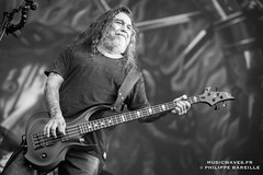 Slayer @ Hellfest 2016, Clisson | 19/06/2015 (Philippe Bareille) Tags: slayer thrashmetal speedmetal heavymetal hellfest clisson france mainstage 2016 music live livemusic festival openair show concert gig stage band rock rockband metal hardrock canon eos 6d canoneos6d musicwavesfr american musique artiste scne tomaraya singer vocalist frontman bassist bassplayer blackandwhite bw noiretblanc monochrome