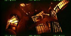 Guggenheim Museum Bilbao (pho-Tony) Tags: italy milan 120 film museum analog mediumformat frank italian milano gehry ishootfilm bilbao roll guggenheim blender medium format 24 analogue frankgehry basque bilbo koroll guggenheimmuseum bencini guggenheimmuseumbilbao redscale korroll bencinikoroll24 lomographyredscale