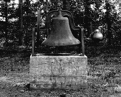 Little Liberty (Chris Ehrlich Photography) Tags: old bw photography nc bell s chrome sophia cde