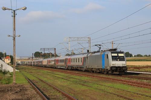 DB Fernverkehr 186 143