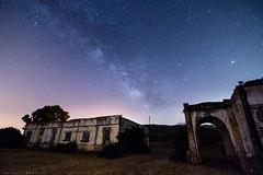 Desamparado (sergio estevez) Tags: stars noche estrellas nocturna milkyway facinas cuartel vialactea tokina1116mmf28 sergioestevez
