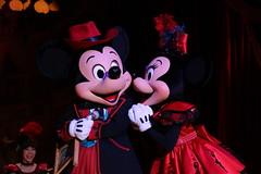 "The Diamond Horseshoe Presents  ""Mickey & Company"" (sidonald) Tags: tokyo disney tokyodisneyland tdl tokyodisneyresort tdr mickeycompany dinnershow ディズニーランド ミッキー&カンパニー ミキカン ミッキー mickeymouse mickey minniemouse minnie ミニー"