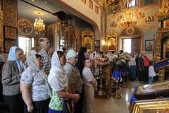 """Commemoration Day of the Smolensk Icon of the Mother of God """"Hodegetria"""" / Праздник иконы Пресвятой Богородицы Смоленской Одигитрии (65)"""