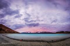 The Tekapo sunrise... (dr speed) Tags: newzealand lake sunrise nz tekapo nouvellezelande