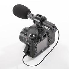 Shotgun Microphone (Eileenlin80826) Tags: movo photo vxr70 shotgun microphone for dslr camera camcroder cameramic photography