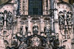 Faith and Art (Biolchini) Tags: portugal coimbra church igreja faith catholic architecture
