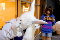 Undertale 34 (MDA Cosplay Photography) Tags: undertale frisk chara napstablook asriel cosplay costume photoshoot otakuthon 2016 montreal quebec canada undertalecosplay fun