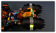 LEGO space miners module 03 (peter-ray) Tags: battleship starship brick moc lego space ship warship star trek wars astronave fighter peter ray shi fii shiptember