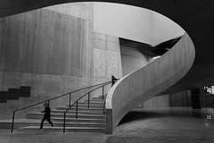 Midair (Panda1339) Tags: architecture uk tatemodern 28mm staircase summiluxq london leicaq