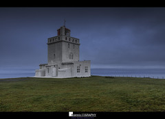 Dyrhlaey lighthouse (Yiannis Chatzitheodorou) Tags: iceland   lighthouse landscape