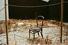 Afternoon/Chair/Alley (yasu19_67) Tags: minoltaminoltinap rokkor38mmf28 minolta 38mm film filmism filmphotography analog atmosphere photooftheday alley street kodak gold200 osaka japan