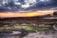 Bretagne sud - Le Croisic - cte sauvage (christianrenou) Tags: bretagne cte sauvage coucher de soleil mer france