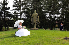My sister's wedding (Majorimi) Tags: canon eos 70d digital color colorful nice hungary sisters wedding summer groom bride fest couple photoshoot party ceremony family love