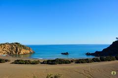 Crique de Sidi Brahim (Ath Salem) Tags: algrie algeria coast cte mditerrane mediterranean      tipaza cherchell gouraya sidi brahim braham crique littoral aqueduc    chenoua  sea algerian beach amazing