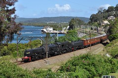 DC Koolewong 6029 (highplains68) Tags: aus australia nsw newsouthwales mainnorth northernline koolewong brisbanewater dc6029 garret 60class 6029