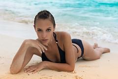PRISCILA-PLAYA-1 (miriamarroyo118) Tags: beach sunlight beauty girl naturaligth sexy fashion model mexico playa martinaarroyo female glamour hair face eyes pretty young cute nature sea summer