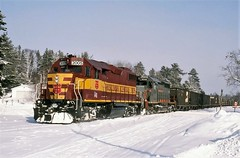 Thanks for a Good Leader (ac1756) Tags: cn canadiannational wc wisconsincentral wcl emd gp382 2005 554 troutlake michigan