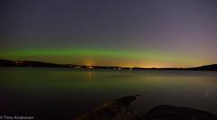 Northern lights (Timo Airaksinen) Tags: espoo uusimaa finland fi