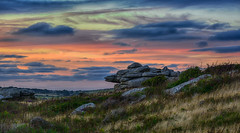 The Great Outdoors (Nick.Richards) Tags: thegreatoutdoors outdoors nature cornwall cornish countryside westcountry cornishcountryside landscape sunset fields hill trencromhill evening nikon nikon1685 nickrichards nikond7100 d7100 lightroom hdr hdrefex nikefex nationaltrust