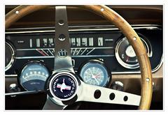 Ford / Mustang (Splitti68) Tags: car auto automobil automobile rahmen square lenkrad splitti splitti68 splittstser splittstoesser