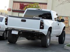 Chevrolet Silverado (electrofreeze) Tags: car cars socal losangeles california chevrolet chevy truck trucks silverado hella