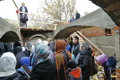 74. The Laying of the Foundation Stone of the Church of Saints Cyril and Methodius / Закладка храма святых Мефодия и Кирилла 09.10.2016