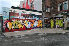Oker / Diet (Alex Ellison) Tags: oker gsd diet pfb hackneywick eastlondon urban graffiti graff boobs