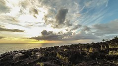 Time Lapse - Vieux Fort - [Guadeloupe] (Thierry CHARDES) Tags: goprohero3blackedition france antilles guadeloupe basseterre carabe caribbean timelapse sunrise