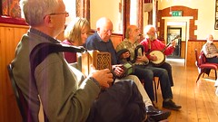 Musicians (amy's antics) Tags: mere hall serpent instruments banjo squeezebox melodeon