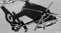 Eurocopter EC135 M-PACF (Simon Iglesias) Tags: yate yacht motoryacht autoridad portuaria puerto helipuerto port authority autoritat