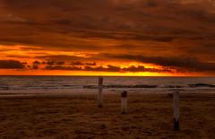 (raffaeledirosa) Tags: sunset tramonto sole spiaggia beach sicilia sicily
