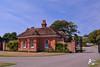 Godmersham Park Gatehouse (andrewb_photography) Tags: kent godmersham