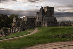 Inchcolm Abbey (Stephen Sinclair Photography) Tags: inchcolm abbey firth forth fife belle