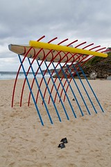 Wave Wale - Zhou Tengxiao (China) (Val in Sydney) Tags: sculpture sculpturebythesea australia australie nsw