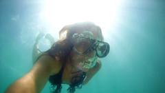 haw5up (thatcaliforniangirl) Tags: sea coral island hawaii underwater snorkel waikiki oahu dive bikini gopro