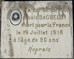 Regrets #2 (GillesB) Tags: cemetery worldwari 1918 cimetire regrets mortpourlafrance 1ereguerre bouteillerie