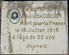 Regrets #2 (GillesB) Tags: cemetery worldwari 1918 cimetière regrets mortpourlafrance 1ereguerre bouteillerie