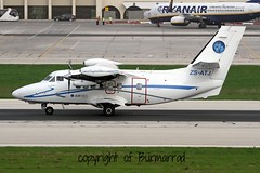 ZS-ATJ LMML 01-12-2014 (Burmarrad (Mark) Camenzuli Thank you for the 11.7) Tags: cn private aircraft airline let registration turbolet lmml l410uvpe 062636 zsatj 01122014