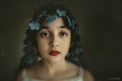 Rosenberg-Ana_-1-63 (Ana~Rosenberg) Tags: blue blur girl nikon lenbaby child redlipstick whitedress womeninwhite seeinanewway sweet35 composerpro