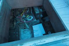 IMG_3943 - Port Hadlock WA - Northwest School of Wooden Boatbuilding - 2013 Repair and Restoration - HOBO - (BlackShoe1) Tags: wood port boat washington olympicpeninsula wash pacificnorthwest wa jefferson woodenboat washingtonstate hobo woodboat boatrepair countyeast porthadlockwa boatwooden hobohobohobo hadlockjefferson countymv repairwood tugwoodtug