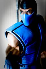 Mortal Kombat- Sub Zero (YeoZz) Tags: toy figurine combat mortal kombat