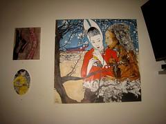 nespo dec14 003 (mc1984) Tags: paintings geisha radioactivity fukushima mc1984 momie lecaire nespodec14
