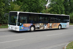 Watzinger R-WA125 (Howard_Pulling) Tags: camera bus buses germany bayern deutschland bavaria nikon july german munchen regensburg 2014 howardpulling d5100