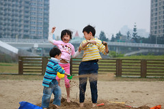 IMG_8587.jpg (小賴賴的相簿) Tags: kid child 台灣 台北 小孩 親子 兒童 新店 70d 55250 陽光運動公園 anlong77 anlong89 小賴賴
