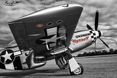 P-51 Mustang (lauriehughes) Tags: nikon fighters warbirds p51mustang lauriehughes