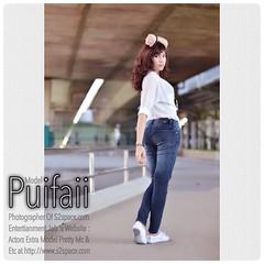 นางแบบหุ่นดีจัง... โพสท่าเก่งด้วย... --- Model : Puifaii (ปุยฝ้าย) Photographer Of S2space.com  Entertianment Job