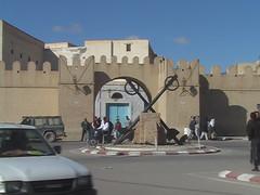 Anchors of Kairouan Tunisia
