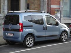 2011 Fiat Qubo (harry_nl) Tags: belgium fiat belgië gent 2014 qcar qubo