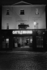 Ilford Delta 3200 - Test Roll (SeenPhotography) Tags: street bw test 35mm grid photography cattle grain leeds delta olympus xa2 iso roll 3200 800 ilford 2015 microphen